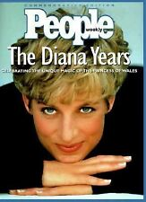 HARDCOVER PEOPLE THE DIANA YEARS PRINCESS OF WALES