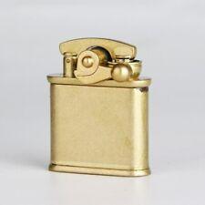 Briquets à essence rechargeables Style Ancien Vintage + Coffret