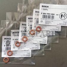 Bosch Diesel Injektor Scheibe Dichtung Satz für Audi 2.7TDI 3.0TDI VW 6 Stück