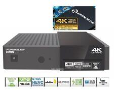 FORMULER S MINI 4K H.265 HEVC ULTRA HD SATELLITE- IPTV RECEIVER