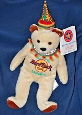 Hard Rock Cafe Bangkok Herrington Bear 2006 Teddy Limited 15Anniversary Edition