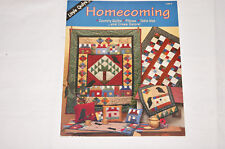 Quilt Pattern Book - Homecoming Little Quilts - Crows Galore - NOS