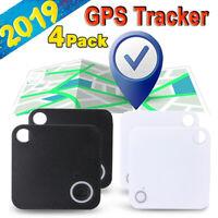 Lot4 Anti-lost Bluetooth Smart Tracker Pet Child Wallet Key Locator GPS Finder