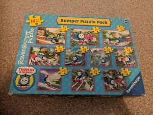 Toddler kid Thomas and friends puzzle jigsaw 10 in a box complete 20 & 49 pcs