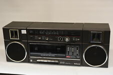 National RX-C37 Boombox Radio / Portable GhettoBlaster