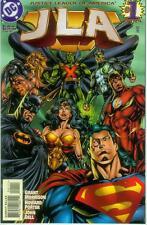 JLA # 1 (Howard Porter) (USA, 1997)