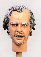 1:6 Custom Head Jack Nicholson as Jack Torrance Version 3 Winter Weathered