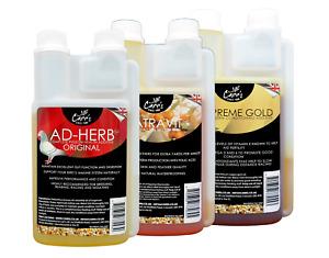 Carr's | Pigeon BREEDING Pack 3x 250ml Ad-herb Original Wheat germ Multivitamin