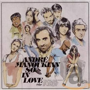 ANDRE MANOUKIAN: So In Love