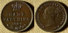 Ceylon-Great Britain : 1844 1/2 Fart. CH.AU-UNC #738 IR2844