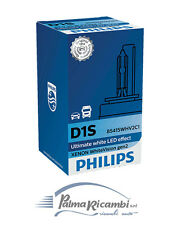 LAMPADA D1S ORIGINALE PHILIPS XENON WHITE VISION LED EFFECT 85415WHV2C1