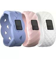 Garmin Vivofit 3 Alexandra Band Pack of 3 Fitness Activity Training 010-12452-34
