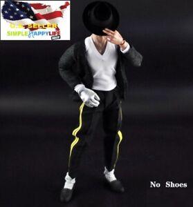 CRAFTONE Set 012 Superstar Michael Jackson Billie Jean 1//6 Action Figure Model