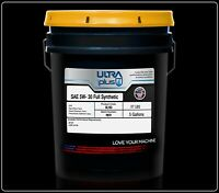 Ultra1Plus SAE 5W-30 Full Synthetic Motor Oil API SP GF-6A 5 Gallon Pail