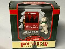 Coca-Cola Brand - Polar Bear & Coke Christmas Ornament - Brand New