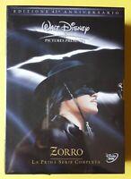 Zorro - La Serie Completa - Ed. 45° Ann. - Cofanetto Con 6 Dvd - Nuovo Sigillato