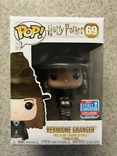 Funko Pop! Harry Potter Hermione Granger With Sorting Hat #69 NYCC Exclusive