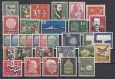 BRD/Bund - Jahrgang 1957 (= Nr. 249-280) postfrisch/** komplett !