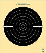 B-38 International Olympic Rapid Fire Pistol Target! Training Or Competition!
