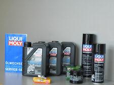 Sistema de Mantenimiento Honda CMX 500 Rebel Filtro de aceite bujía Servicio
