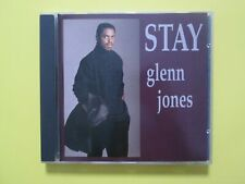 Glenn Jones Stay Promo 5 Track CD Single