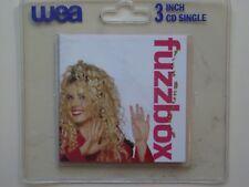 "Fuzzbox/Pink Sunshine (2 Versions) + 2 (Germany/RARE 3"" CD Single/Sealed)"
