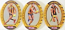 2016 LIMITED TEAMCOACH HAWTHORN HILL RIOLI SMITH AFL PRIZE CARD SET