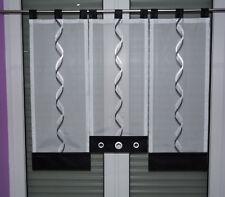 Schlaufenvorhang/ Gardinen set. Modern. Neu 3-teile / Nr.110