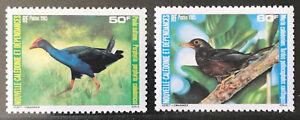 Neukaledonien New Caledonia 1985 **  Postfrisch  Vögel/ Birds  MNH
