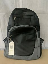 18 Inch Quad Pocket Backpack with One Main Section and Three Smaller Pockets  D4