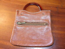 VINTAGE pochette MINI SAC en CUIR TASCHEN bag porte monnaie LEDER leather WALLET