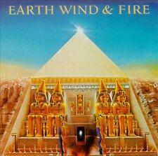 Earth, Wind & Fire : All 'N All Soul/R & B 1 Disc Cd