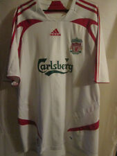 Liverpool 2007-2008 Away Football Shirt Size XL adults/ extra large 3424