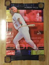 MLB Baseball Poster Albert Pujols St. Louis Cardinals ~ Going, Going, GONE