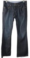 Gap Jeans 31 12R Perfect Bootcut Dark Wash Stretch