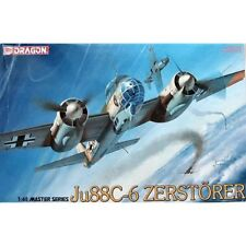 Dragon 5536 Ju 88C-6 Zerstörer 1/48 scale plastic model kit