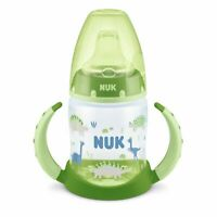 NUK Trinklernflasche 2er Set -  First Choise  150 ml Silikon - Babyflasche