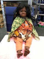 Götz Puppe / Karin Schmidt Puppe 68 cm. Top Zustand