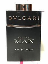 BVLGARI MAN IN BLACK EDP Eau De Parfum 2.0 oz / 60 ml NEW UNBOXED