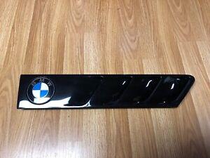 96-02 BMW Z3 Right Passenger Fender Hood Vent Grill BLACK SAPPHIRE 51138397506