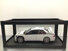 AUTOart 1:18 Mitsubishi Lancer WRC05 Plain Body Version  White Modell Nr.80527