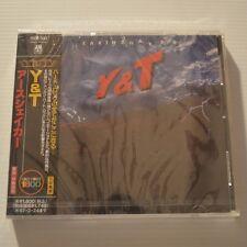 Y&T - EARTHSHAKER - 1995 JAPAN CD NEW & SEALED