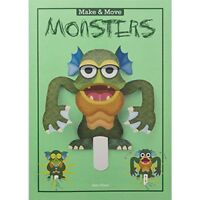 Make and Move: Monsters  -  9781780677941