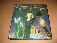Sabrina Teenage Witch Trading Card Binder Album