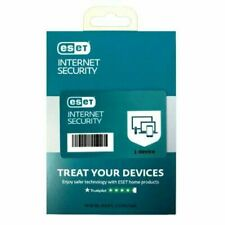 ESET Internet Security 1 Device PC Licence for 1 Year