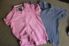 MEN'S CLOTHING - LACOSTE & ABERCROMBIE AND FITCH POLO SHIRTS TOPS LARGE L A&F