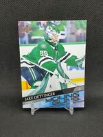 2020-21 Jake Oettinger Young Guns Upper Deck Series 1 #246 RC Rookie Stars NHL
