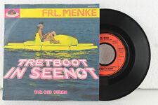 "7"" - FRL. MENKE - Tretboot in Seenot - Polydor // 1983"