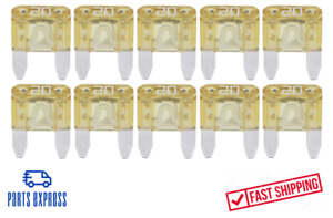 PACK OF 10 Fuse-4WD Bussmann ATM-20