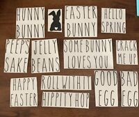 Set Of Farmhouse Easter Spring Vinyl Decals Farmhouse LL